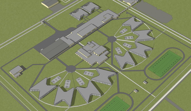 SCI Benner Township: New Medium Security Facility | USA